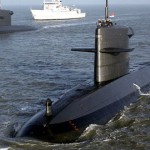 Two Submarines and Boat