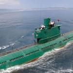 Green Submarine